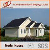 私用生きているホームとして鋼鉄プレハブか組立て式に作られた移動式建物