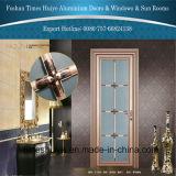新しいデザインおよび新しいカラーアルミニウム開き窓のドア