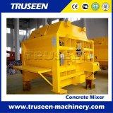 Js3000 de Tweeling het Mengen zich van de Concrete Mixer van de Schacht Concrete Apparatuur van Construcrtion van de Machine