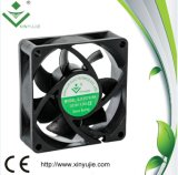 C.C. Waterproof Fan de 12V 24V 70X70X25mm Mini Brushless
