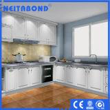 Los paneles compuestos de aluminio incombustibles B1 para la cabina de cocina