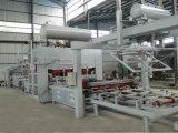 Автоматический меламин краткосрочного цикла прокатывая горячую производственную линию давления