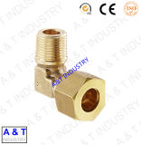 CNC Customized Brass / Stainless Steel / Aluminium / Hot Forged Pipe Fittings