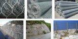 石の落下網ワイヤーバスケットかGabionの熱い浸された電流を通された網またはGabionワイヤーバスケット