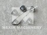 La fornace recinta il rullo per i dispositivi di trattamento termico