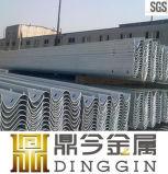 좋은 품질 중국에 있는 강철 공도 보호 난간