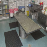 مطّاطة مطبخ حصير, تعب مضادّة مطّاطة أرضية حصير