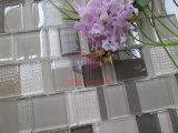 Mosaico de vidro do estilo do projeto moderno (CFC637)
