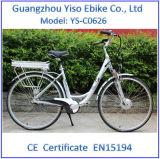 250Wブラシレスモーター26インチ都市リチウム電気バイク