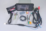 Navegação do GPS do tamanho tela do sistema Android 7 de '' para o reprodutor de DVD 1996-2003 da série E39 1996-2006/X5 1999-2006/M5 de BMW 5 com 3G