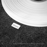 Tela industrial de embalaje de nylon de la cinta del 100% para el manguito de goma