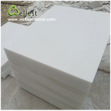 La Cina Popular White Marble M102 White Jade Polished Marble Tile per Floor/Wall Cladding