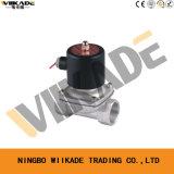 Wiikade 2s Series Oil G1 Inch Water Solenoid Valve