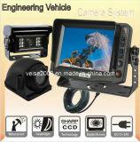 Systèmes de vue arrière de Digitals de bêcheurs pour des véhicules d'ingénierie