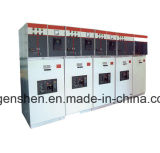 GSHxgn -12高圧電力配分または制御屋内ボックスタイプ(固定)金属の閉鎖リングネットのキャビネットの開閉装置装置