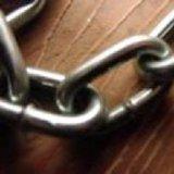Catena a maglia lunga galvanizzata dell'acciaio DIN763
