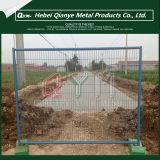 Гальванизированная съемная временно загородка/временно сваренная загородка Fencing/1.8X2.4m временно