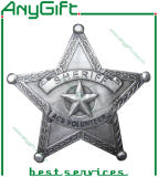 Pin de Metal imprimé Badge avec Customized Logo et Shape