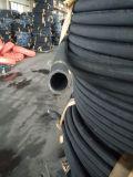 SAE 100 R2 Slang van de Draad van het Staal de Versterkte Rubber Behandelde Hydraulische