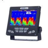 7마리 인치 TFT LCD 물고기 측정기, 50kHz & 200kHz 의 물고기 측정기 제조자