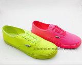 Zapato del deporte de los hombres del ocio de la lona de la manera (ET-LH160320M)