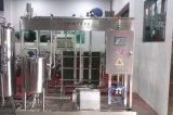가득 차있는 자동적인 1500L/H 격판덮개 주스 Uht 살균 기계