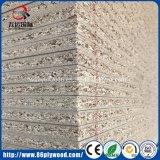 Carton de panneau de particules de mélamine de plaine de fibre de bois dur de colle d'E2 E1