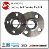 150# l'acier inoxydable de la norme ANSI rf 304/L a modifié la bride borgne