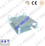 Изготовление металлического листа с заваркой и картиной вырезывания лазера