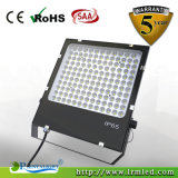 IP65 Outdoor Meanwell Driver Ultra Slim 100W LED Flood Light