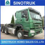 2015 Heads Mais Popular Sinotruk HOWO 6X4 371HP 10 Wheeler de tractores