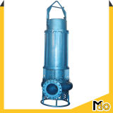 pompe de dragage du sable 75kw submersible centrifuge