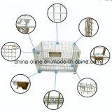 Gaiola Foldable do armazenamento do parafuso/gaiola do armazém (1100*1000*890)