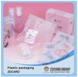 De mooie Verpakkende Duidelijke Doos van het Huisdier van pvc Transparante Plastic