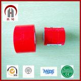 Envolvimiento de la cinta eléctrica del aislamiento de PVC