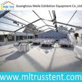 tenda trasparente di eventi del blocco per grafici di alluminio di lusso di 12X30m grande