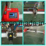 Cortador portátil de plasma e de chamas CNC