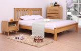 Festes hölzernes Bett-moderne doppelte Betten (M-X2231)