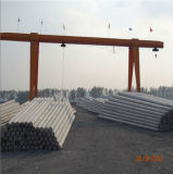 Molde concreto (girado) Prestressed barato feito fábrica de Pólo em Malaysia