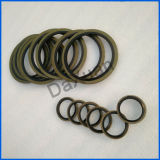 Carbono para a selagem personalizada anel-O da junção giratória da venda