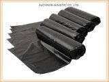 Мешок отброса Drawstring обязанности Heave черноты LDPE пластичный для ящика