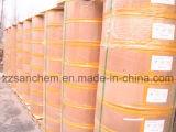 Papel gravado da alta qualidade grão de couro para a venda