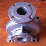 OEM Fabricated Gray Sand Casting Válvula de ferro corpo