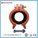 Accouplement flexible Grooved de fer malléable (48.3) FM/UL reconnu