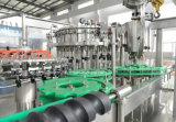 Machine de Bottlin de l'eau de pétillement pour les bouteilles en verre