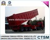 SGS ISO CCC Aprobado carga pesada Transporte Dumper / volquete Trucktrailer