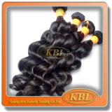 Продукт волос высокого качества индийский от Kbl