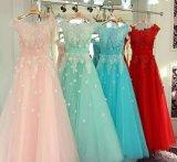 Выполненные на заказ платья выпускного вечера