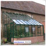 Парник миниого сада стеклянный для семьи
