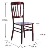 新しいデザイン純木の館の椅子の結婚式およびイベントのための木のCheltenhamの椅子